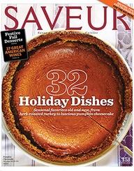 saveur magazine deal