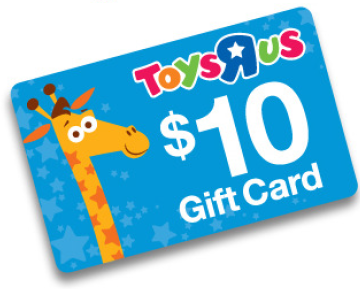 Toys R Us: $10 Gift Card with $75 Purchase :: Southern Savers