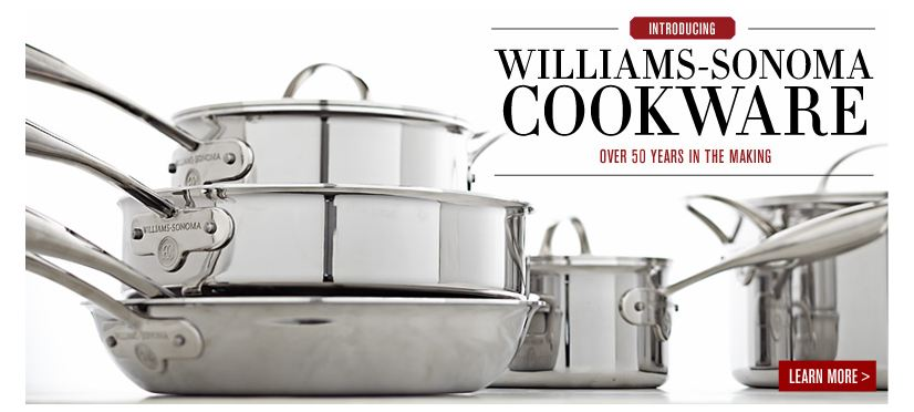 Williams Sonoma clearance sale