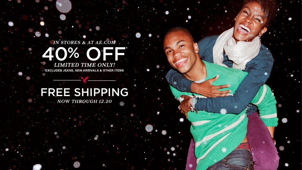 Free shipping promo codes american eagle