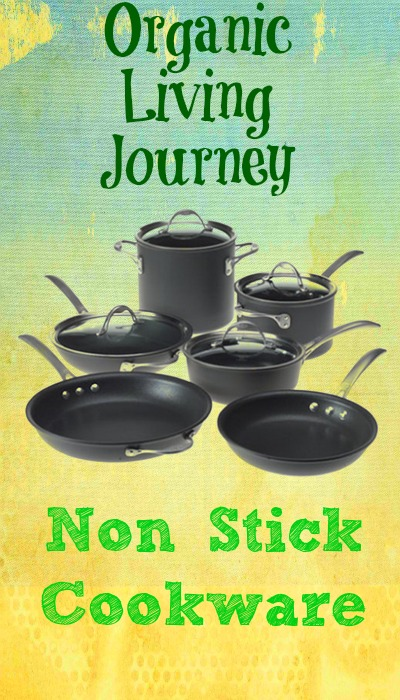 organic living journey non stick cookware