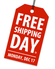free shipping 12/17