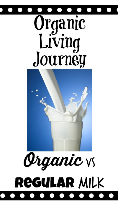 organic living journey organic vs regular milk