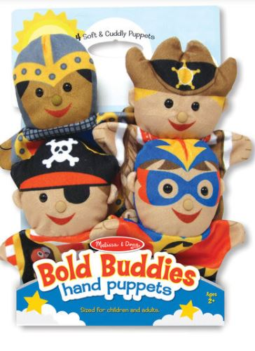 melissa & doug hand puppets