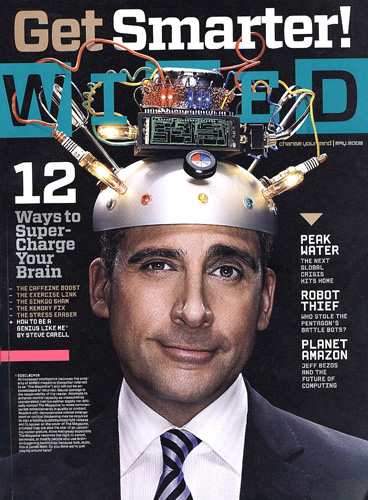 Wired Magazine Subscription $4.99 :: Southern Savers