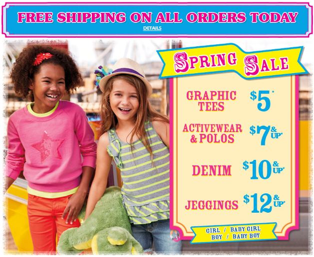 Cyber Monday Deals At The Children's Place. It's time for The Children's Place Cyber Monday deals, discounts, sales, promo codes, and free shipping offers! Check here for early bird coupons, specials and insane deals going on through Monday and the rest of the week.5/5(9).