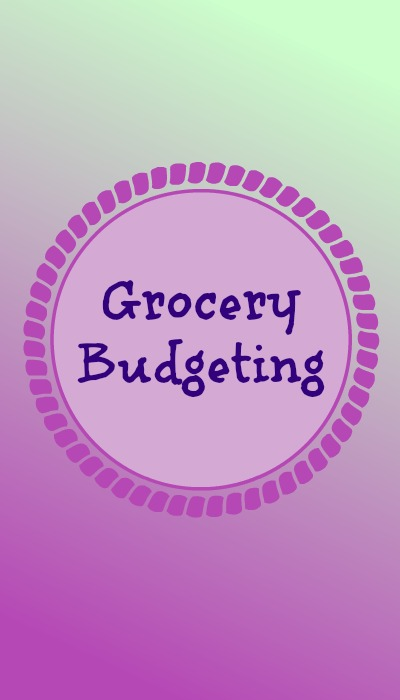 grocery budgeting  tips for meal planning
