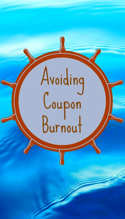 avoiding coupon burnout