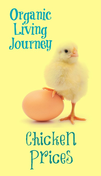 organic living journey comparing chicken prices