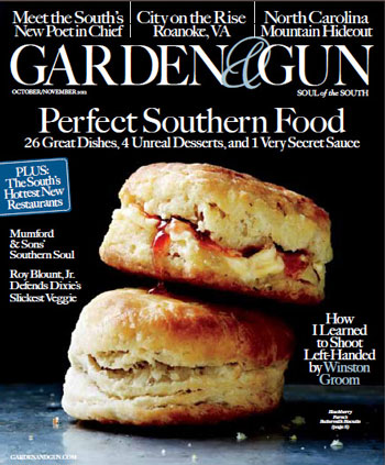 Garden Gun Magazine for 425 a Year Southern Savers