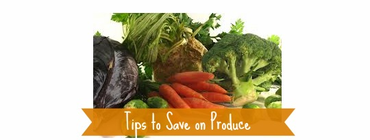 Tips to Save on Produce