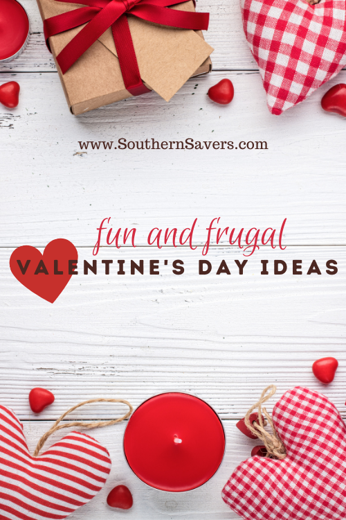 On a tight budget, holidays can be stressful. But here are some fun and frugal Valentine's Day ideas to help you celebrate without breaking the bank!