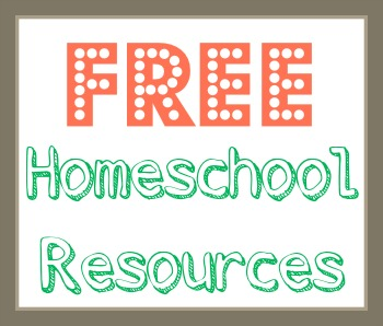 Here's a list of FREE homeschool resources that will come in handy. | Homeschool Resources