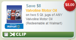 Valvoline 8 2 printable coupon 10 mail in rebate for Valvoline motor oil coupons