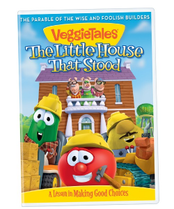 veggie tales the little house that stood
