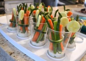 Veggie Cupes