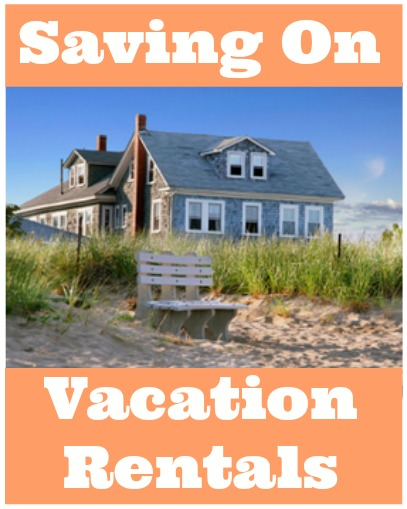 Keep your vacation frugal and save money on your vacation rentals.