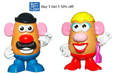 Toys R Us: Mr. and Mrs. Potato Head $1.75 Each :: Southern ...