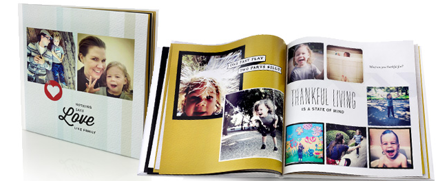 Shutterfly Coupon: Free 8X8 Photo Book or $29 Off Larger Books, thru 3