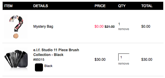 Makeup medley coupon code