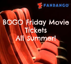 Fandango discount coupon