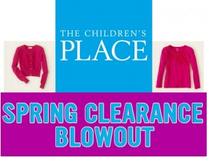 The Children's Place Coupon Code