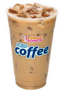 Dunkin Donuts Free Iced Coffee 4 10 Only Southern Savers