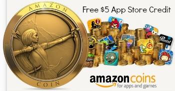 Free Amazon App Store Credit