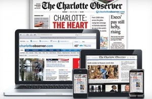 Charlotte Observer Newspaper Deal
