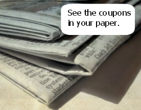 Coupon Insert