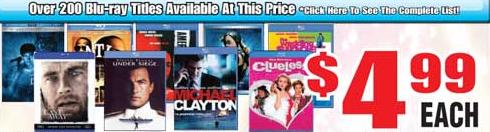 FRY'S DVD DEALS