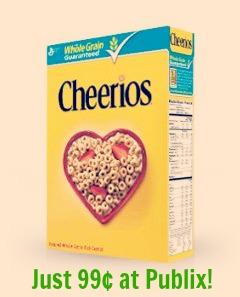 General Mills Original Cheerios coupon