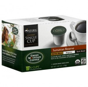 Green Mountain Coffee Coupon