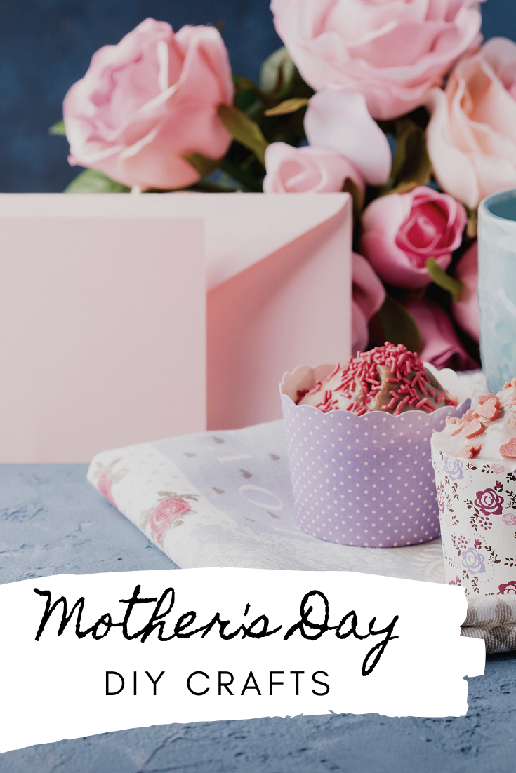 Whether it's for you or your own mom, try one of these unique handmade Mother's Day DIY crafts this year. You can even share this post with your husband!