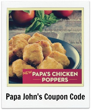 Papa Johns Rewards Coupon