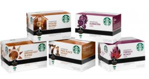 Deal on Starbucks K-Cups