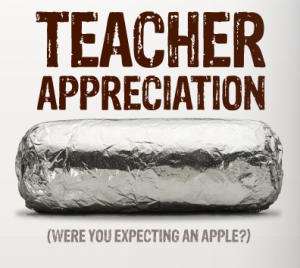 Teacher Appreciation Deals