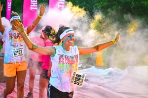 The Color Run Giveaway // Southern Savers