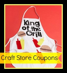 craft store coupon