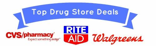 drug store deals