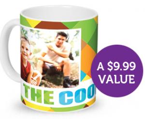 free york photo mug
