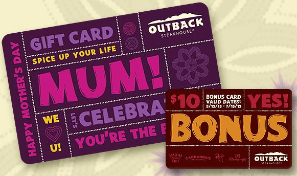 outback gift card deals restaurant gift card deals bonefish grill outback 9176