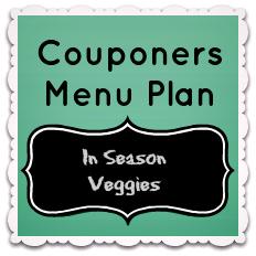 Vegetables in Season