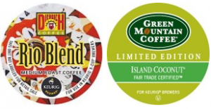 green mountain coffee k-cup