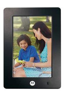 target motorola digital picture frame