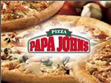 papa johns pizza coupon code