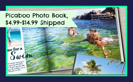picaboo photo book deal