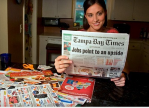 Tampa Newspaper Deal