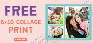 Free Walgreens Photo 8x10 Collage Print