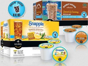 Brew Over Ice K-Cups Coupon